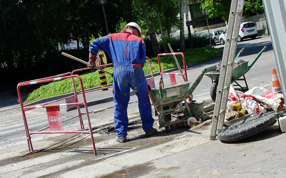travaux assainissement Paris 8
